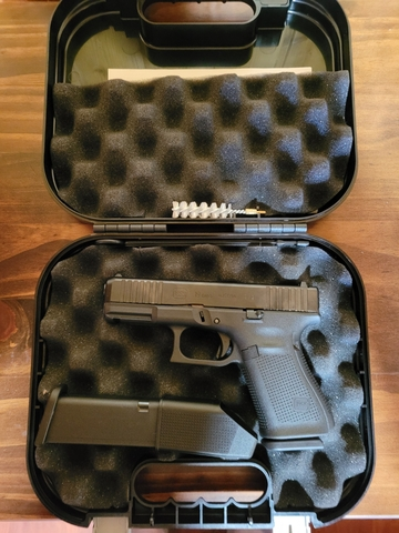 Se Vende Glock Gen5 Calibre 9Mm