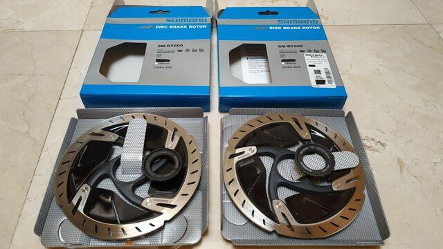 Discos De Freno Dura-Ace Sm-Rt900 160Mm