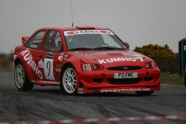 KIT CARROCERIA FORD ESCORT MAXI KIT CAR - foto 1