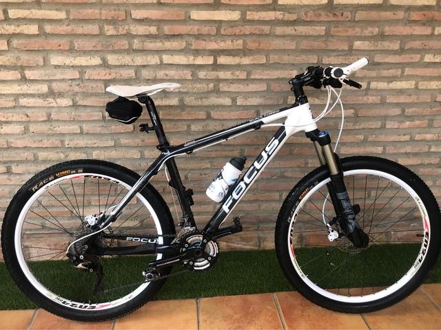 Bicicleta Montaña Focus Carbono 26 Pulga