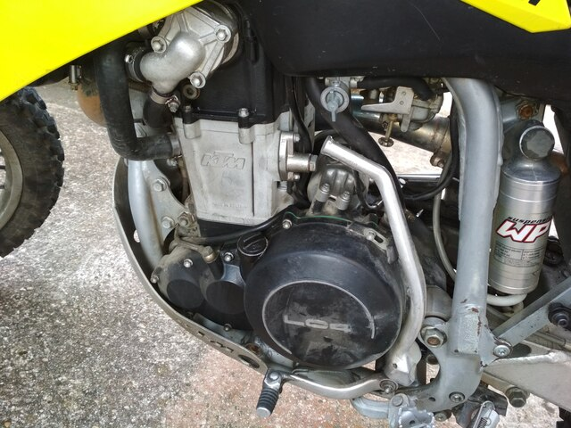 KTM - LC4 640E - foto 6