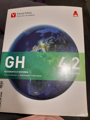 GEOGRAFIA E HISTORIA 4TO ESO SOLO TOMO 2 - foto 1