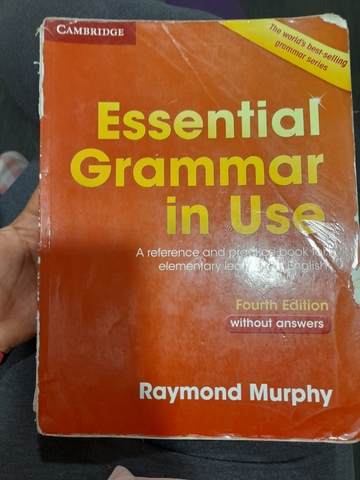 ESSENTIAL GRAMMAR IN USE 4TA EDICION - foto 1