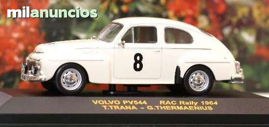 Volvo Pv544 Rac Rally 1964 T.Trana-G.The