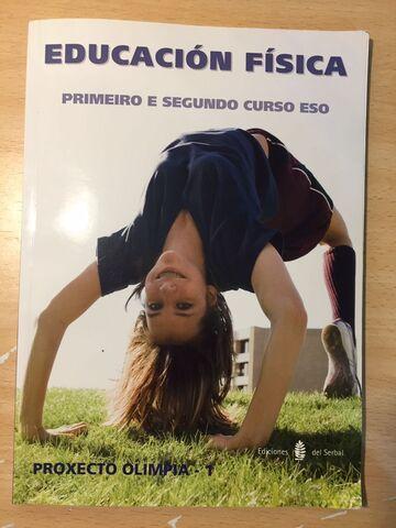 LIBRO DE EDUCACIÓN FÍSICA 1º Y 2º ESO - foto 1