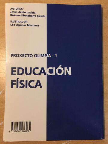LIBRO DE EDUCACIÓN FÍSICA 1º Y 2º ESO - foto 2