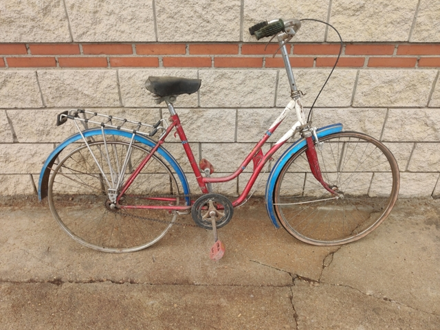 Bicicleta  Bh Antigua  De Varillas