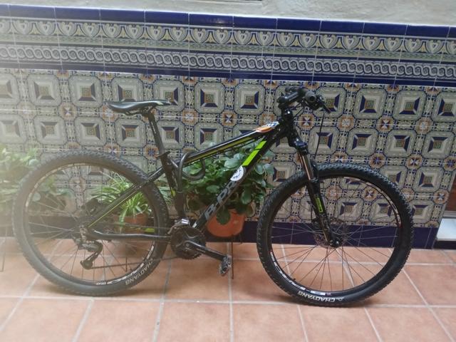 BICICLETA B-PRO 27, 5 - foto 2