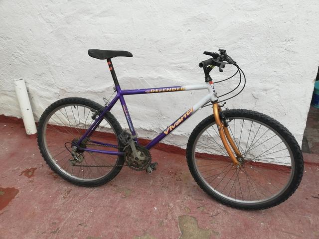 Bicicletas Llantas 26 Vivanti