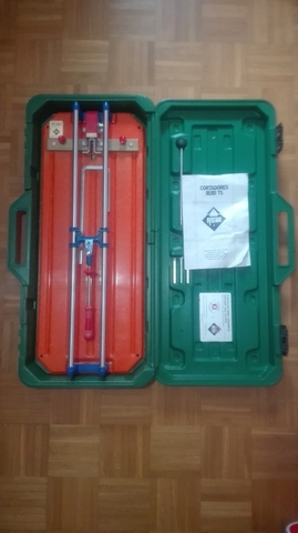 Cortadora De Azulejos Ts60 Rubi