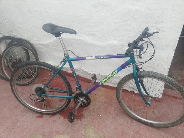 Bicicletas Llantas 26 Multicolor Mtb