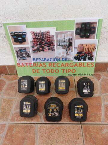 REPARACIÓN BATERÍAS MÁQUINAS MULTICAPA - foto 4
