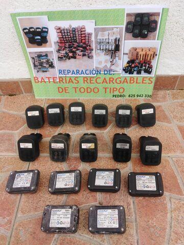 REPARACIÓN BATERÍAS MÁQUINAS MULTICAPA - foto 5