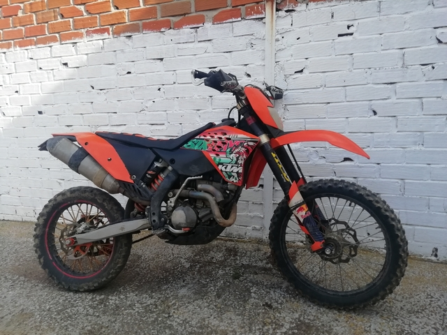 KTM - 250 EXC F - foto 1