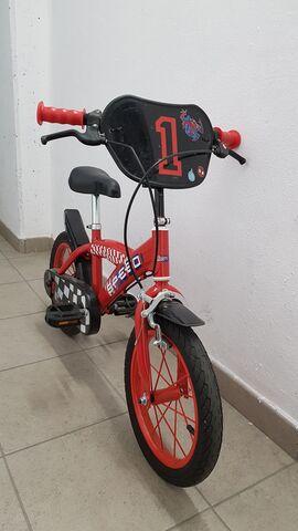 """Bicicleta Infantil 14\"""""""