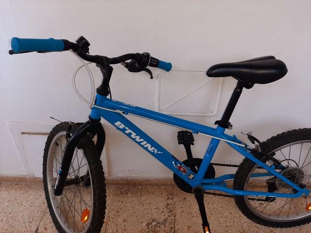 Estupenda Bicicleta Para Niños