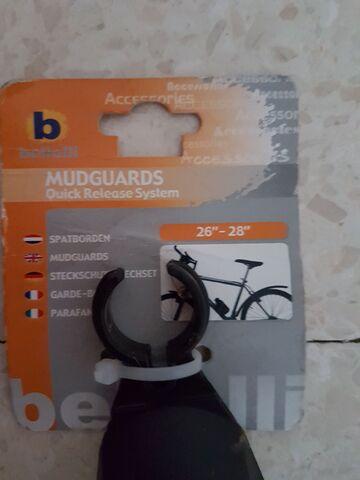 Guardabarros Bicicleta Adulto