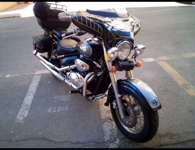 SUZUKI - VOLUSIA INTRUDER - foto 8