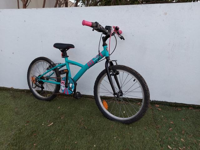 Bicicleta De Niños 16 Pulgadas 4, 5 - 6 A