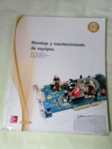 LIBRO MONTAJE Y MANTENIMIENTO EQUIPOS - foto 1