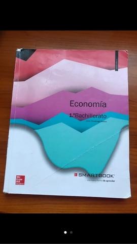 LIBRO DE ECONOMÍA DE 1 BACHILLERATO - foto 1
