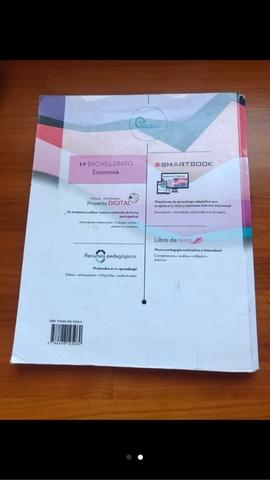 LIBRO DE ECONOMÍA DE 1 BACHILLERATO - foto 2