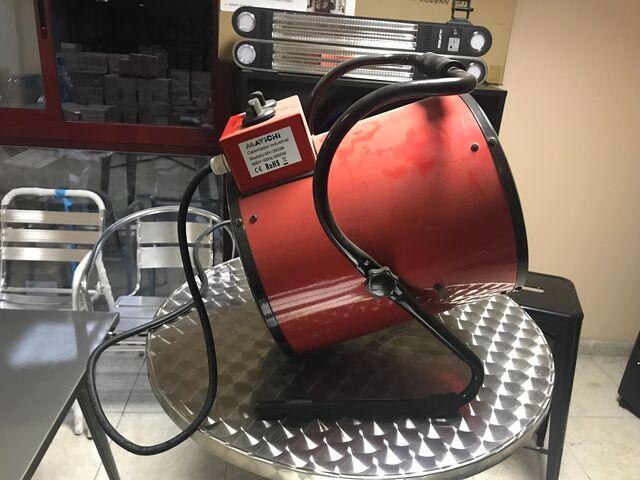 MIL ANUNCIOS.COM Alquiler calefactor industrial Segunda
