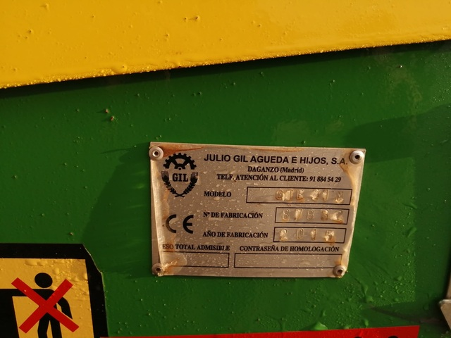 SEMBRADORA GIL GT MULTISEM - foto 5