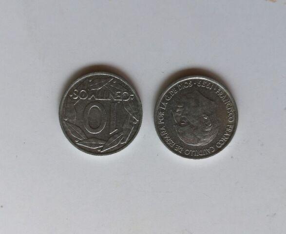 Monedas De Franco