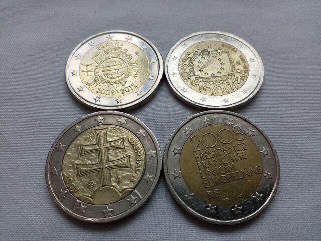 Monedas Coleccionables Zona Euro