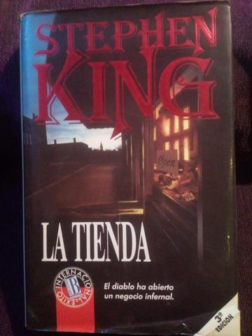 LA TIENDA,  DE STEPHEN KING - foto 1