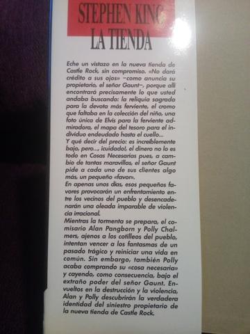 LA TIENDA,  DE STEPHEN KING - foto 3