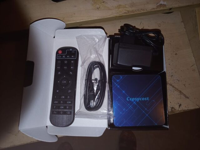 NUEVÍSIMO TV BOX CON ANDROID 10 4/32GB - foto 1