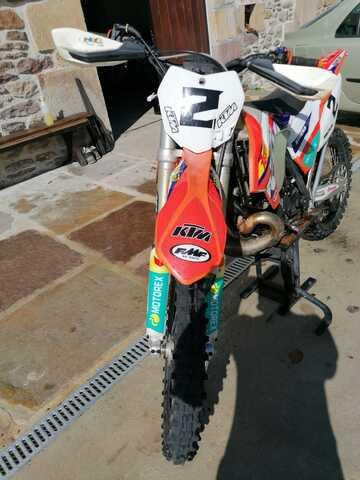 KTM - EXC 250 - foto 3