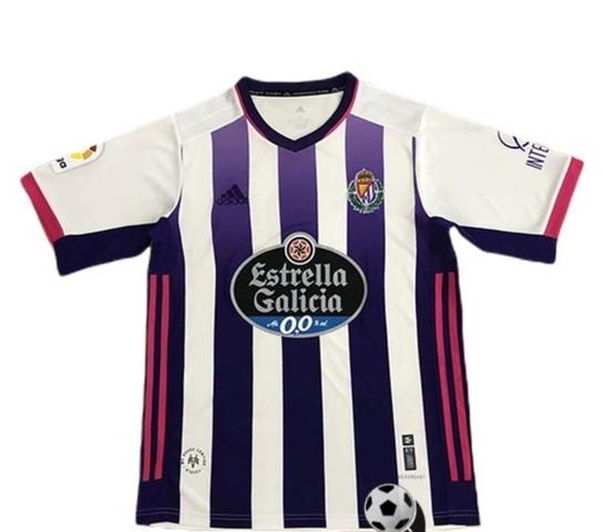 Camisetas Real Valladolid 20/21