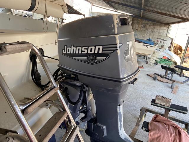 JOHNSON 70 HP- 2 TIEMPOS - foto 8