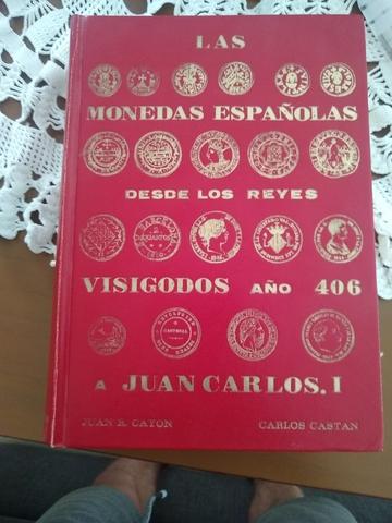 Libro De Monedas Españolas