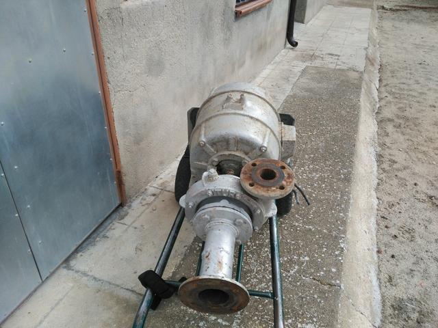 MOTOR DE RIEGO - foto 2
