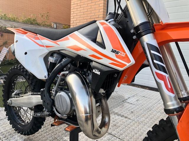 KTM - SX 125 - foto 2