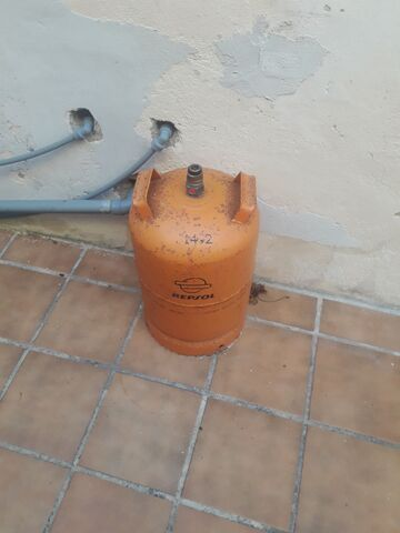 Botella Butano