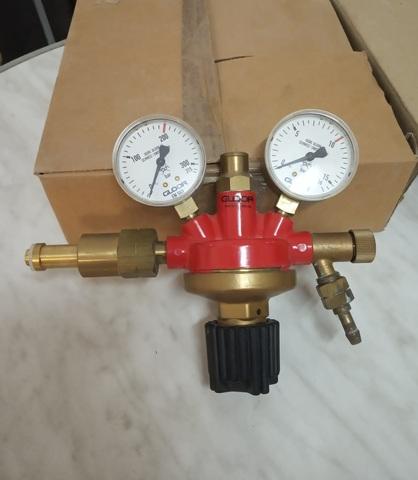 Regulador De Gases Gloor En562 Nuevo