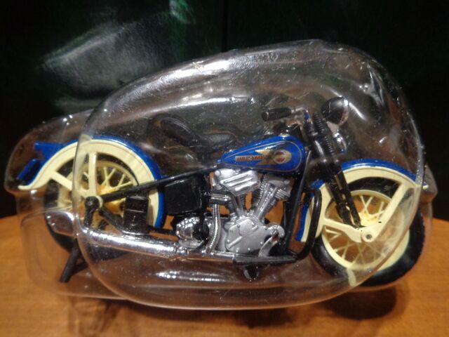 Harley Davidson – 1936  El Knucklehead -