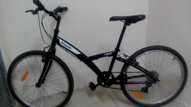"""Vendo Bici 24\"""""""
