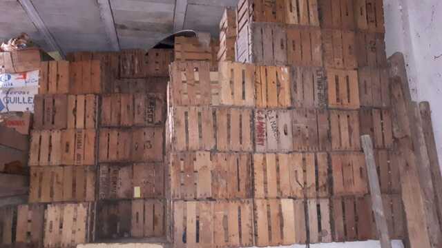 Vendo Cajas De Madera Antiguas