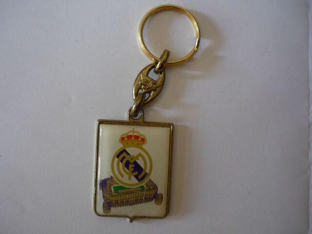 Llavero Real Madrid