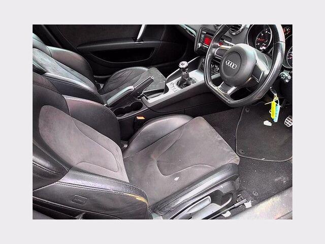 Juego De Asientos Audi Tt Bwa 2. 0Tfsi 20