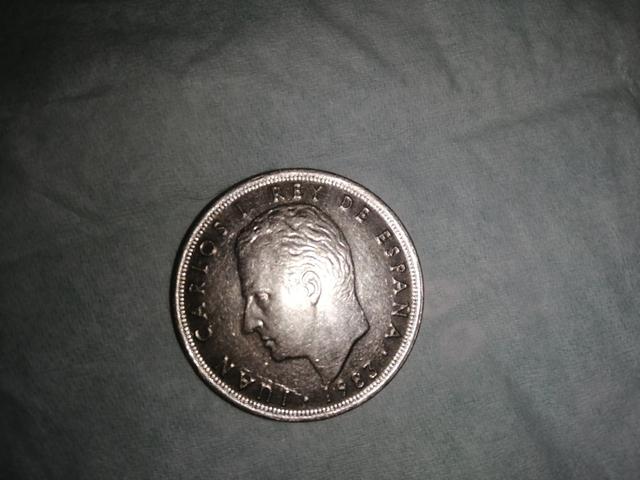 Moneda Juan Carlos Rey De España