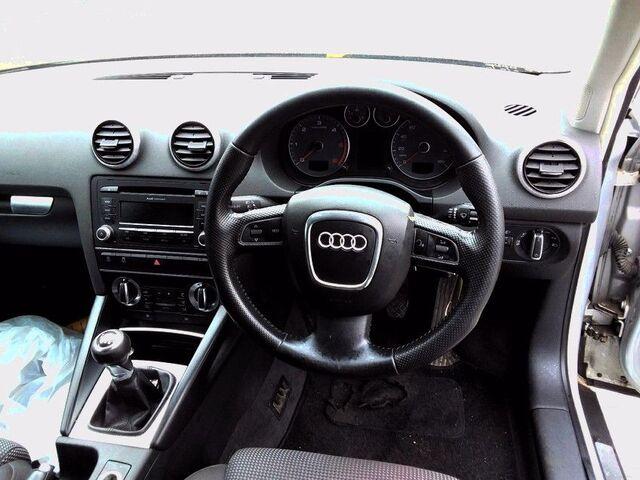 Despiece De Interior Audi A3 8P Restylin