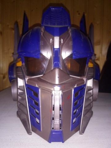 Cascos De Dart Vader Y Transformer