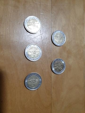 Monedas De 2E Colección